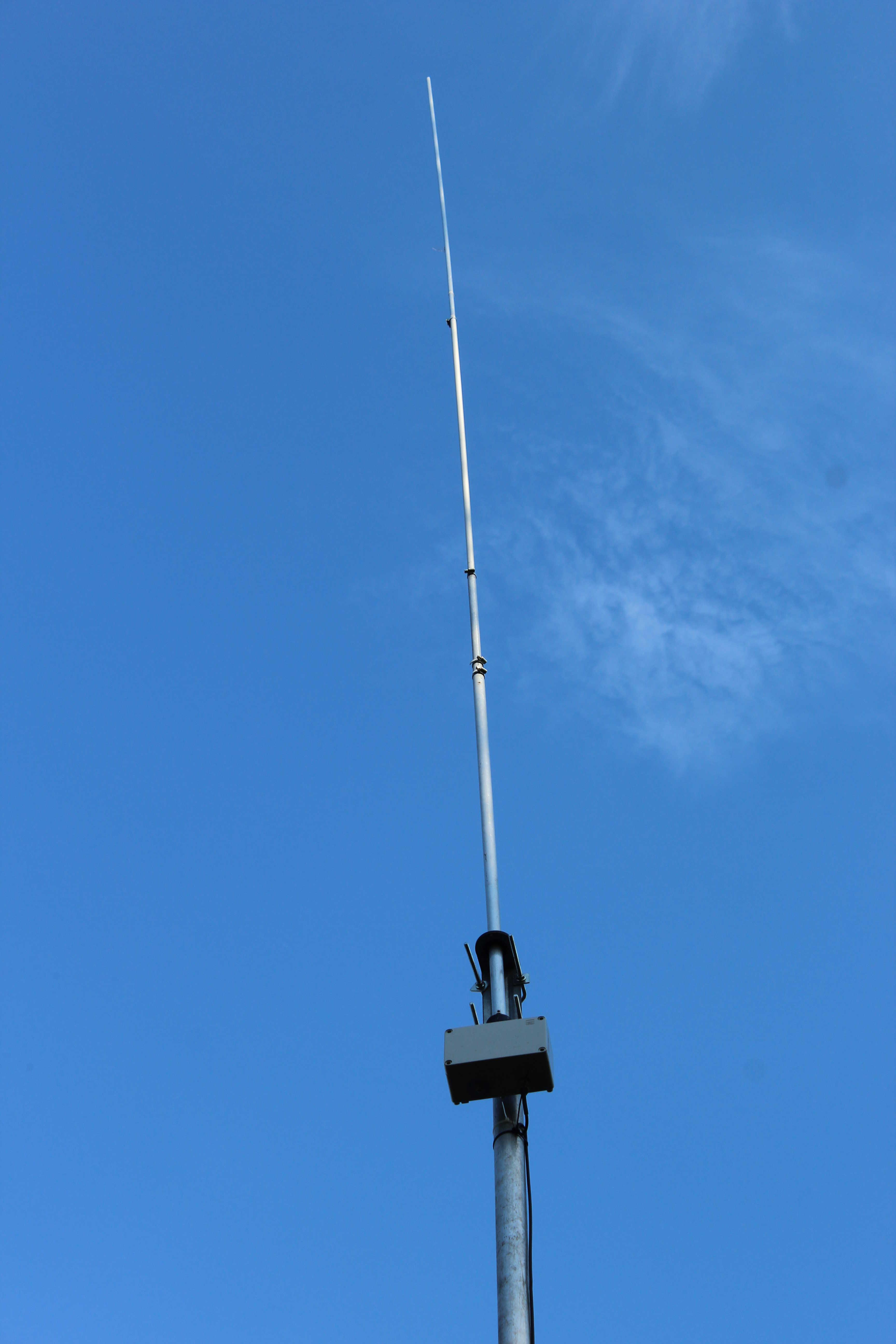 6m long HF antenna